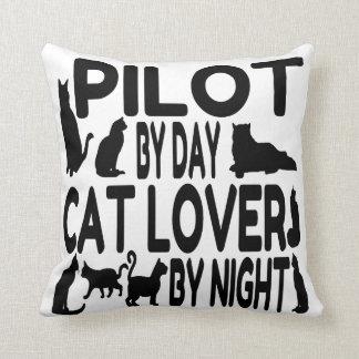 Katzen-Liebhaber-Pilot Kissen