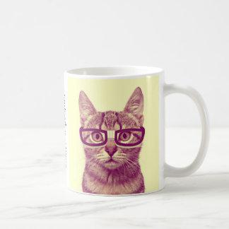 Katzen-Liebhaber sind die intelligentesten Leute! Kaffeetasse