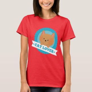 Katzen-Liebhaber-Spaß-Shirt T-Shirt
