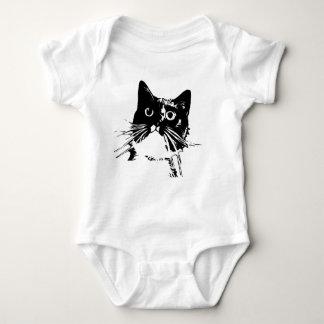 Katzen-Säuglings-Strampler Baby Strampler