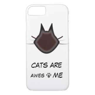 Katzen sind fantastisch iPhone 7 hülle