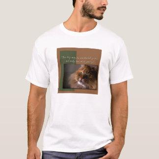 Katzen sind Poesie T-Shirt