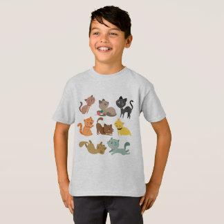 Katzen T-Shirt