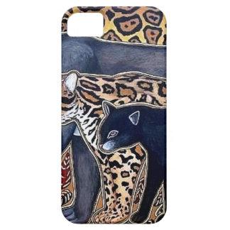 Katzen von Costa Rica - Big cats iPhone 5 Schutzhülle