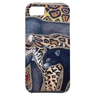 Katzen von Costa Rica - Big cats iPhone 5 Schutzhüllen