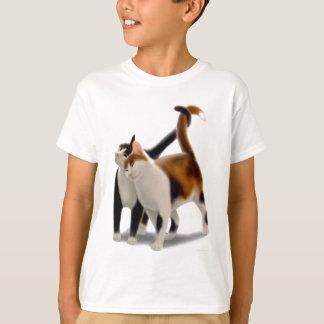 Katzenartiger Freund-KinderT - Shirt