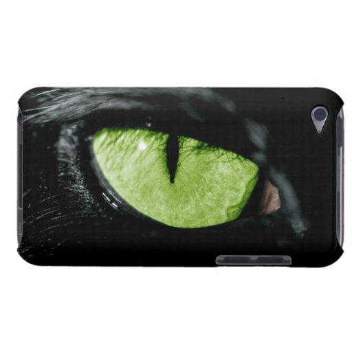 Katzenauge iPod Touch Case-Mate Hülle
