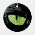 Katzenauge Weihnachtsbaum Ornamente