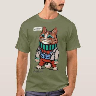 Katzenjunge, Louis Wain T-Shirt
