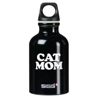 Katzenmamma Wasserflasche