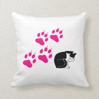 Katzenpfoten Kissen
