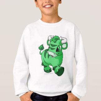 Kau-Grün Sweatshirt