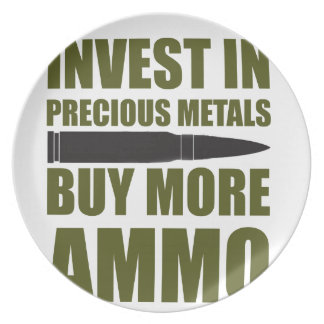 Kaufen Sie mehr Munition, investieren Sie im Essteller