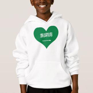 Kaufen Sie Saudi-Arabien Flagge Hoodie