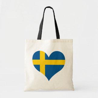 Kaufen Sie Schweden-Flagge Tragetasche