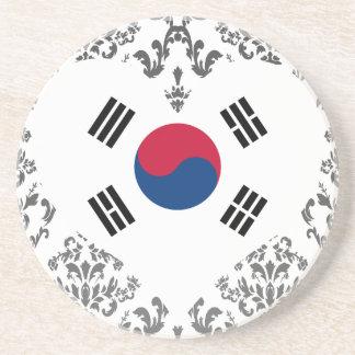 Kaufen Sie Südkorea-Flagge Sandstein Untersetzer