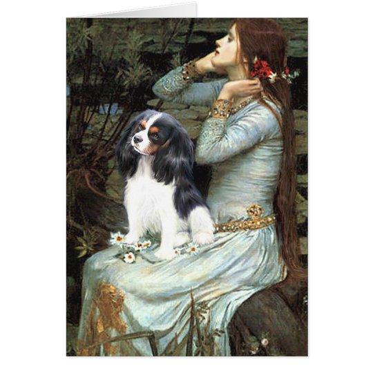 Kavalier (Tri6) - Ophelia gesetzt Karte