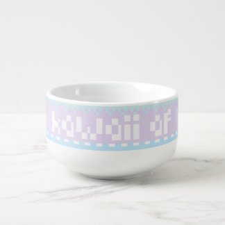 kawaii af-Suppen-Tasse Große Suppentasse