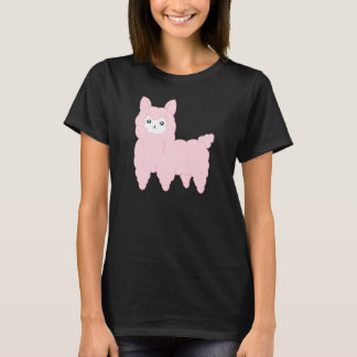 Kawaii Alpaka T-Shirt