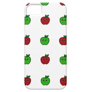 Kawaii Apfelentwurf für iPhone Fall iPhone 5 Hülle