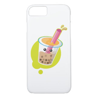 Kawaii Boba Milch-Tee iPhone 8/7 Hülle