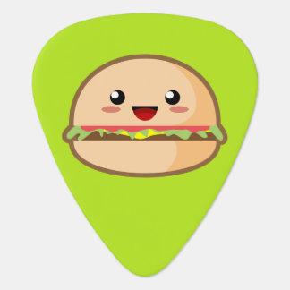 Kawaii Cheeseburger Plektron