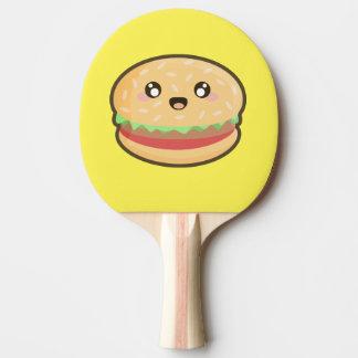Kawaii Hamburger Tischtennis Schläger