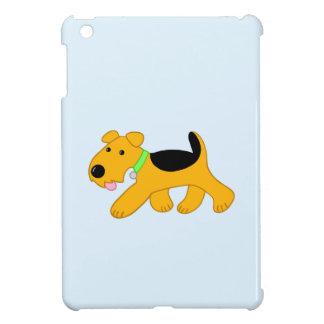 Kawaii HundiPad TrottensAiredale Minifall iPad Mini Hülle