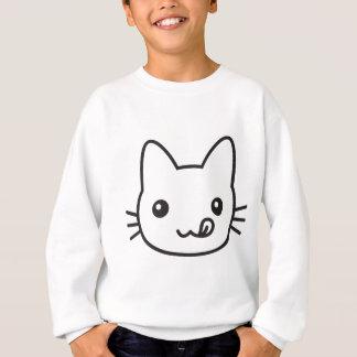Kawaii Katze Sweatshirt
