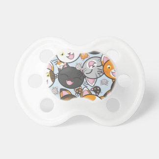 Kawaii Kitty-Schnuller Schnuller