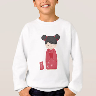 Kawaii Kokeshi Sweatshirt