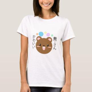 Kawaii/niedlicher Bär T-Shirt