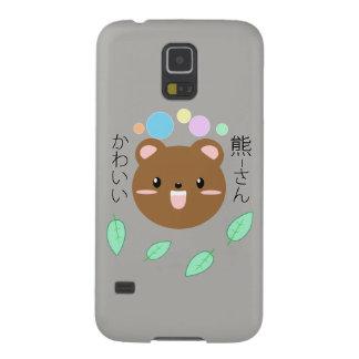 Kawaii/niedlicher Bär-Telefon Kasten (wählen Sie Samsung Galaxy S5 Hüllen