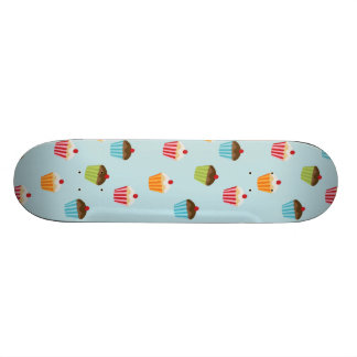 Kawaii niedliches girly Kuchenkuchen-Feinschmecker Individuelles Skateboard