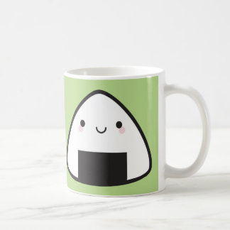 Kawaii Onigiri Reis-Ball Kaffeetasse