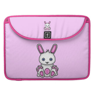 Kawaii rosa Häschen Sleeves Für MacBook Pro