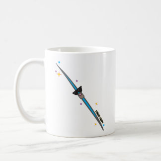 Kawaii Speer-Spritzring-Kaffee-Tassen-Geschenk Kaffeetasse