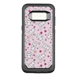 kawaii stripes Muster OtterBox Commuter Samsung Galaxy S8 Hülle