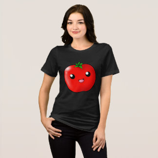 Kawaii Tomate T-Shirt
