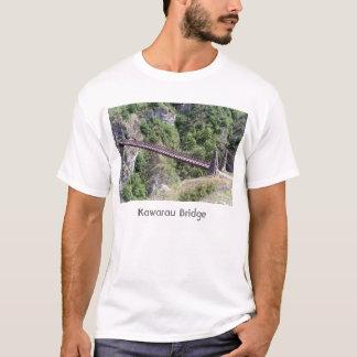 Kawarau Brücke in Neuseeland T-Shirt