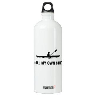Kayaking Wasserflaschen