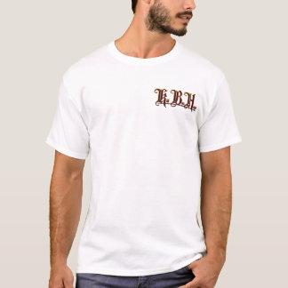 KBH Logo-T - Shirt Unternehmens (helle Farbe)