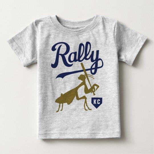 Kc-Kundgebungmantis-Baby-Shirt Baby T-shirt