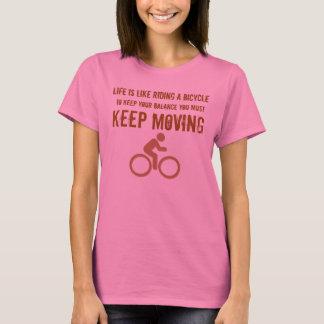 Keep beweglicher T - Shirt