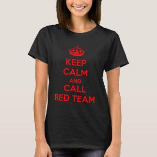 Keep calm and call the Netz Team T-Shirt