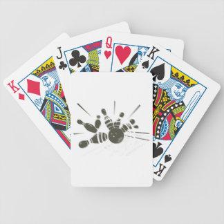 Kegeln Bowling Bicycle Spielkarten