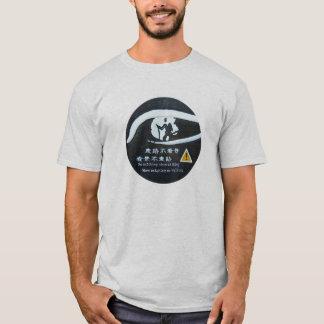 Kein Aufpassen beim Gehen T-Shirt