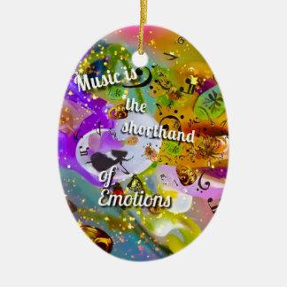 Kein Bedarf, zwischen musikalischen Anmerkungen zu Keramik Ornament