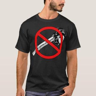 KEIN Blatt-Gebläse-T - Shirt