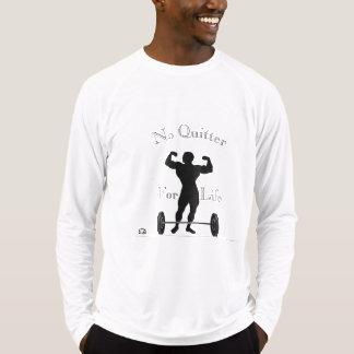Kein Drückeberger für das Leben T-Shirt